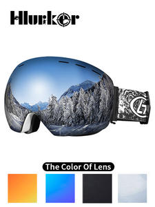 Ski Goggles Glasses Snowboard-Eyewear Ski-Mask Snow-Snowmobile Uv400-Protection Skiing