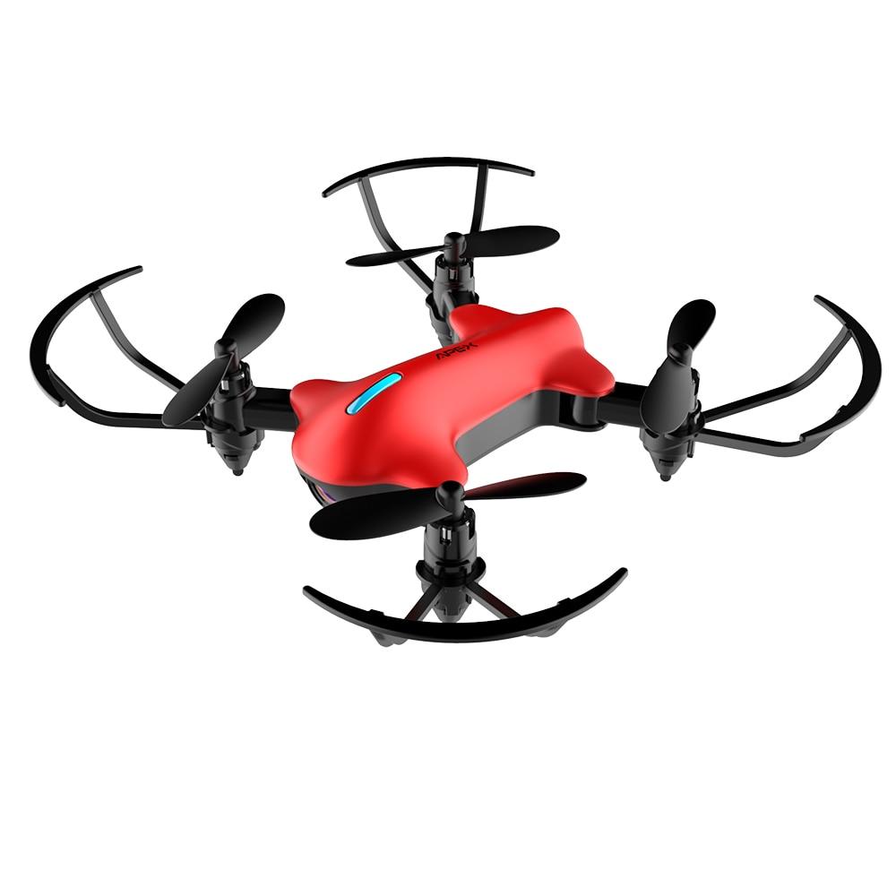 スーパーミニドローン折りたたみ グラム 2.4 Dron