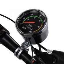 Ciclismo odómetro 2018 Vintage bicicleta/velocímetro de bicicleta/analógica clásico cuentakilómetros mecánico JA accesorios de bicicleta