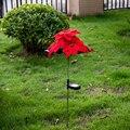 Наружный светодиодный светильники  лампа с солнечной батареей вставленный светильник для газона 4 светодиодный белый светильник s садовый ...