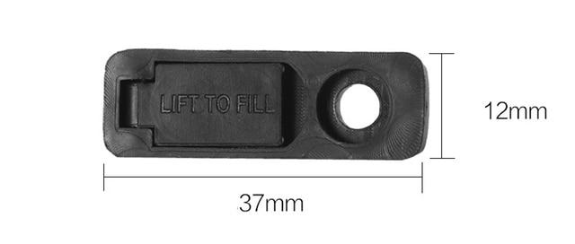 Reduce Gasoline Volatile Rubber Bottom For Zippo Kerosene Oil Lighter No Liner Replacement Inner Parts Accessory Smoking Gadget 6
