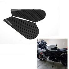 Fuel-Tank-Pad Anti-Slip GSXR Motorcycle Suzuki for Knee-Grip Side-Gas 600 750 14