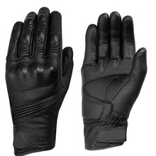 Motorcycle riding gloves, anti-fall protection, racing gloves, piercing, breathable gloves, spring and summe
