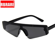RBRARE 2019 Luxury Brand Square Sunglasses Women Classic Vintage Triangle Frame Outdoor Street Beat Lunette Soleil Femme