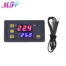 W3230 AC110-220V digital controlador de temperatura à prova dwaterproof água ferramentas termostato display led aquecimento refrigeração alta precisão instrumento