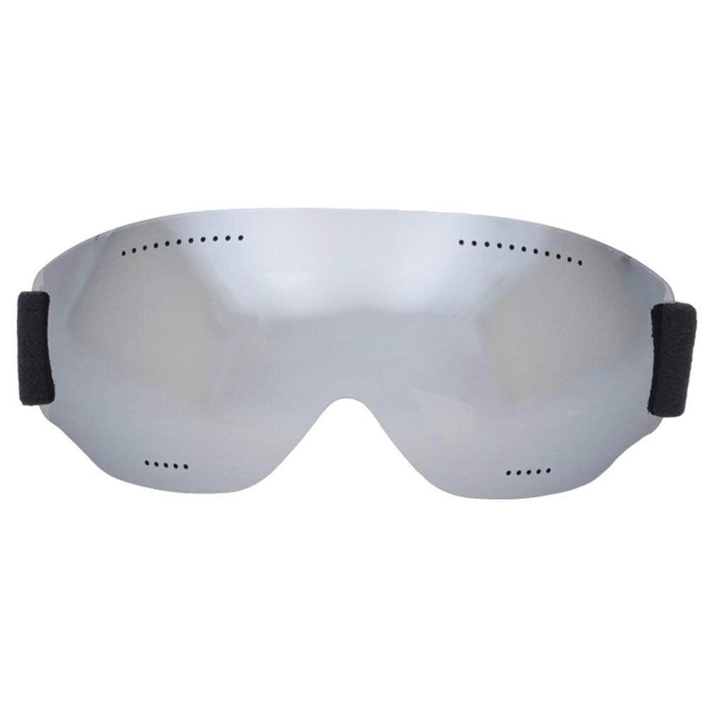Single Layer Ski Goggles For Adult Anti-fog And Snow Glasses Myopia Mirror Anti-snow Blind Snow Goggles Ski Glasses