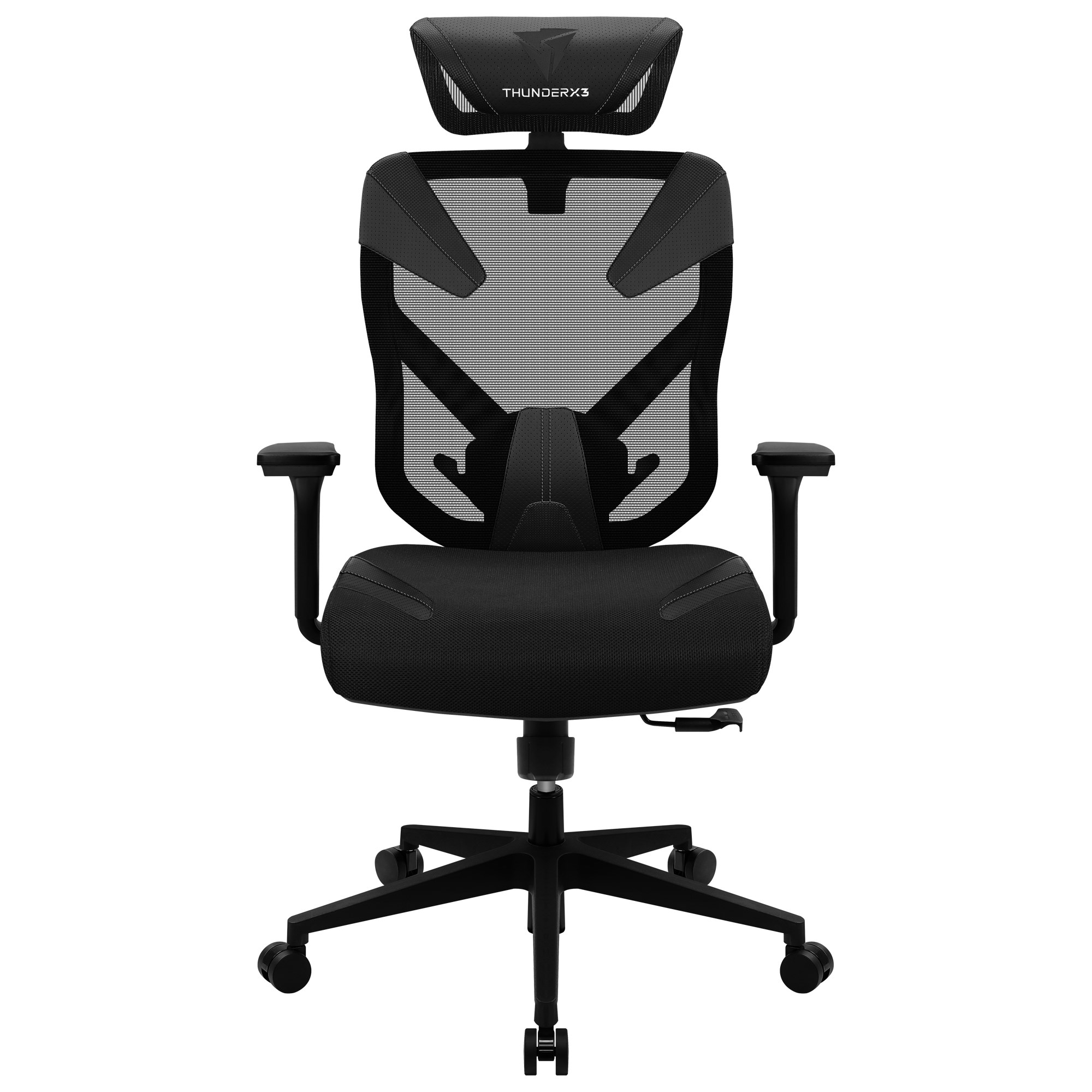 ThunderX3 Yama 3, Gaming Chair, Technology AIR, Fully Adjustable, Black