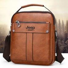 Мужской маленький кожаный портфель мужские сумки новые на плечо