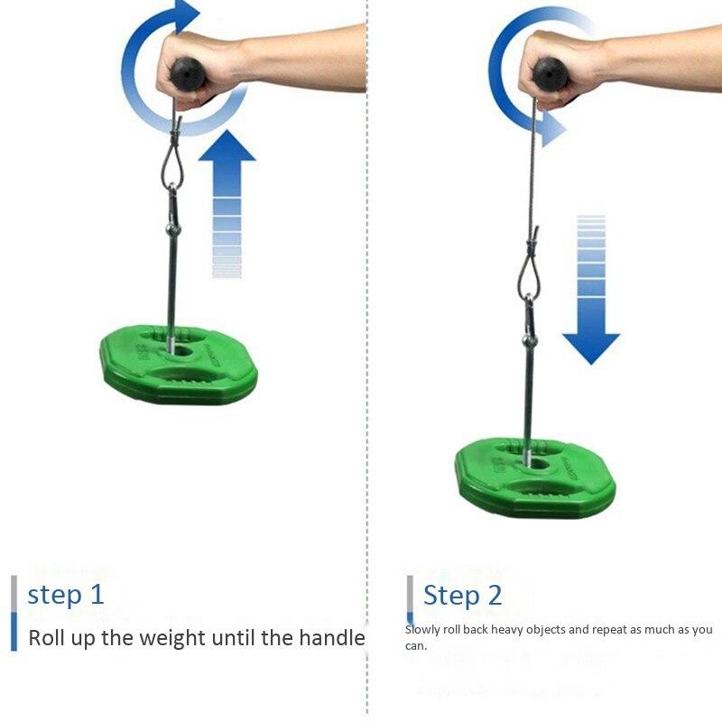 Тренажер для предплечья, тренажер для фитнеса, тренажер для силы руки, тренажер для веса запястья
