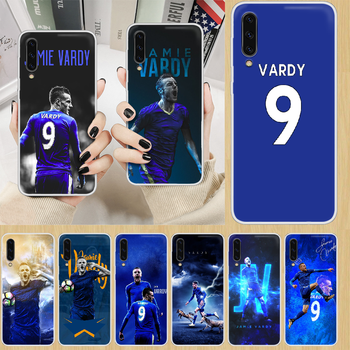 Jamie Vardy soccer football Phone Case hull For SamSung Galaxy note A 5 7 8 9 20 30 40 50 51 60 70 71 80 2017 18 E transparent image