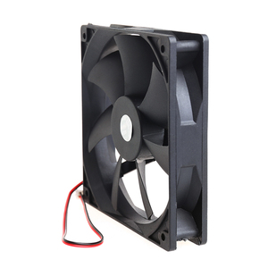 Image 4 - 12cm High Speed Computer DC 12V 2Pin PC Case System Hydraulic Cooling Fan 12025