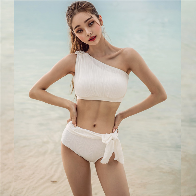 Swimsuit For Girls Tankini Swimsuits Women Swimwear Woman Girl Two Pieces New 2020 Sexy Cotton Floral Tankini Swimsuits Women
