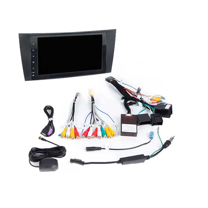 Dsp 4G 64G 2 Din Android 10 Auto Dvd Radio Voor Mercedes Benz E-Klasse W211 E200 e220 E300 E350 E240 E270 Cls Klasse W219 Multimedia