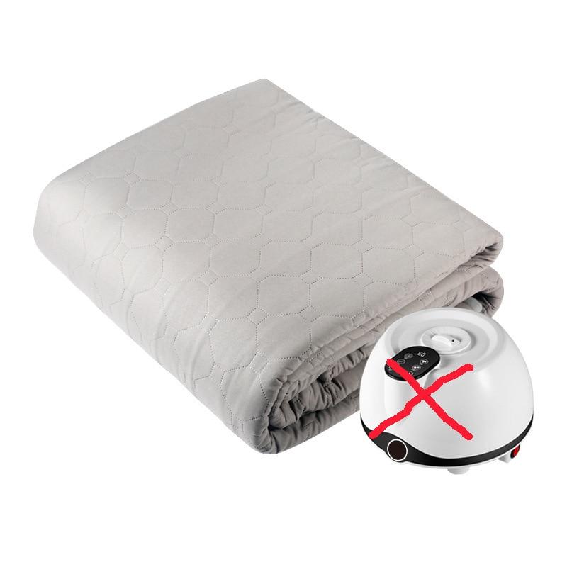 С подогревом воды Одеяло зимняя водонепроницаемая подогрева циркуляции воды сменный коврик только матрас 90x180 см 150x180 см 180x200cm