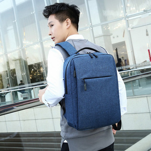 Image 5 - UPSC USB ชาร์จกระเป๋าเป้สะพายหลังป้องกันการโจรกรรมชายกลับแพ็ค 2019 กระเป๋าเดินทางสำหรับแล็ปท็อปขนาด 16 นิ้วกระเป๋าเป้สะพายหลัง Daypacks กระเป๋าถือชาย mochila