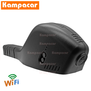 Image 4 - Kampacar VW15 C Wifi דאש מצלמת רכב Dvr מצלמה עבור פולקסווגן פולקסווגן פולו פאסאט B8 בורה CC גולף Sportsvan 7 מושב ליאון 1080P DashCam