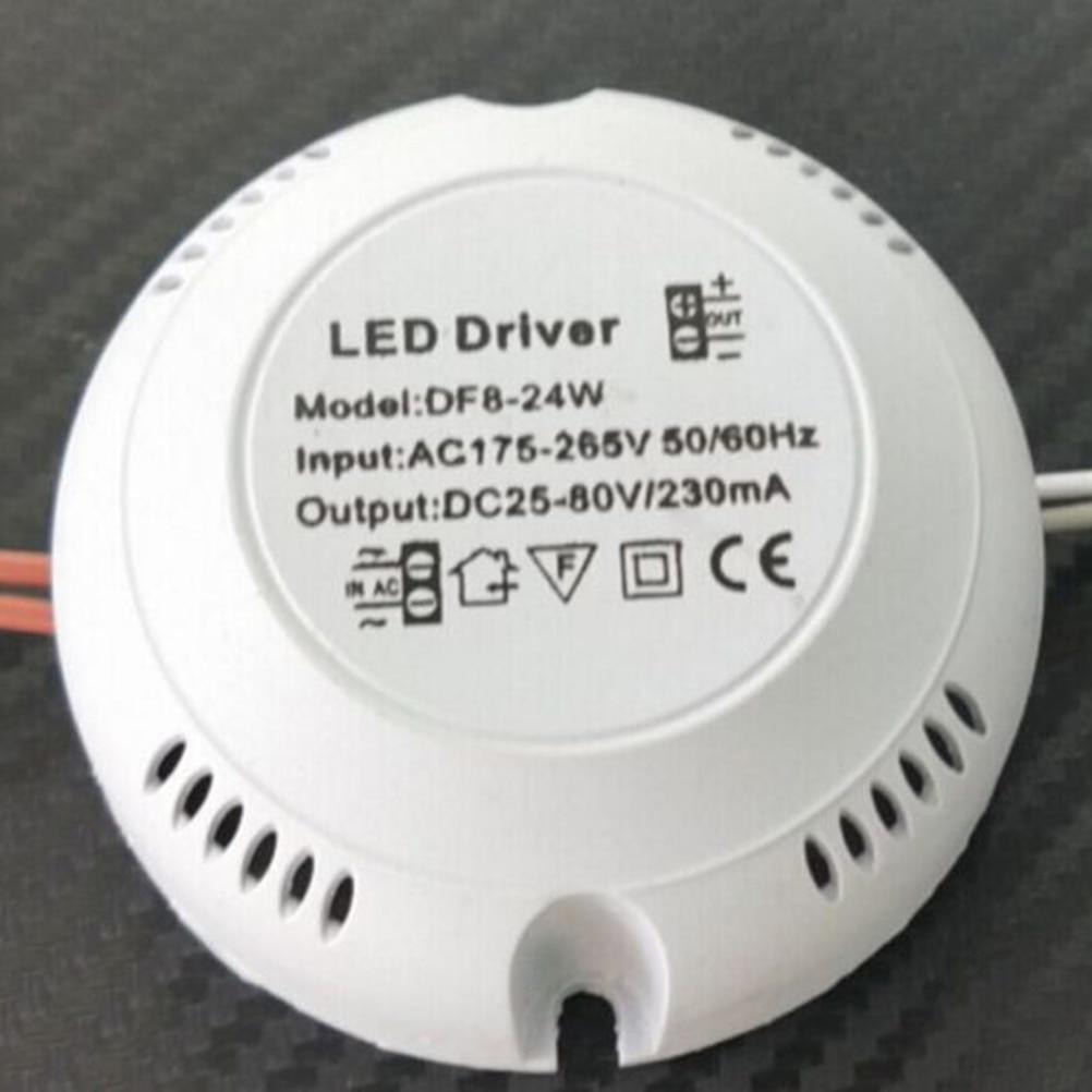 LED Light Driver Power Supply Transformer 8-24W / 24-36W  LED Lamp Driver
