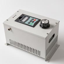 ماكينة حرارة التوجيه الكهرومغناطيسي عالية التردد 2.5KW تستخدم سخانات الحث للبيع