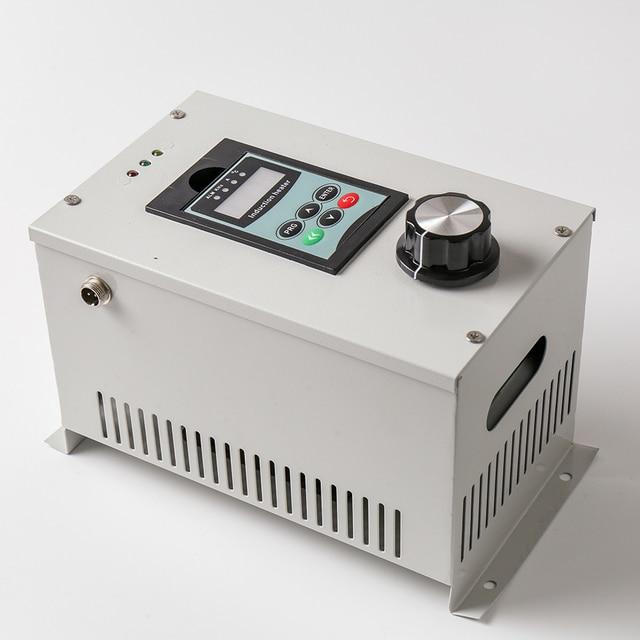 Máquina de calentamiento electromagnético de alta frecuencia, calentadores de inducción, 2,5 kW, a la venta