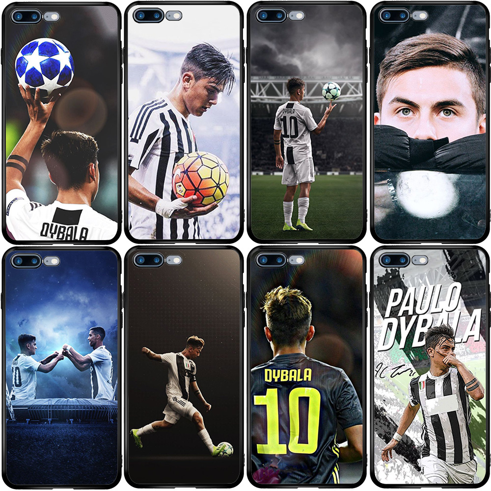 Paulo Dybala Cover case for for iPhone Oneplus 3 3T 5 5S 5T SE 6 6S 7 8 7T Plus X XS XR Max 11 12 Pro