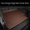 Автомобильные коврики на багажник для Toyota Camry Prado RAV4 Mark X Corolla Хайлендер лэнд крузер 200 6D автостайлинг