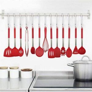 Image 5 - 새로운 주방 용품 세트 9/15Pcs 요리 도구 실리콘 스테인레스 스틸 비 스틱 주걱 스토리지 박스 주걱 주방 도구