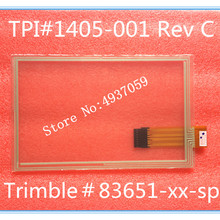 Touch-Panel Trimble Applicable with Handwritten 83651-Xx-Sp 1405-001 Rev TPI