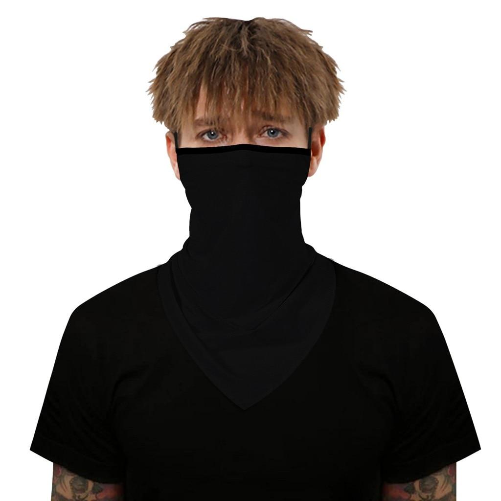 H0a6b1edca3ef4ac89f9b5298273e3e99T - Outdoor mask High Elastic Neck Buffs Tube Bandana Skull Cycling Motorcycle Face Shield Face Mask Hiking Scarves Bandana Ski