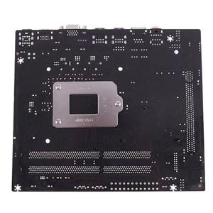 Image 5 - PPYY NEW  H55 LGA 1156 Motherboard Socket LGA 1156 Mini ATX Desktop image USB2.0 SATA2.0 Dual Channel 16G DDR3 1600 for Intel