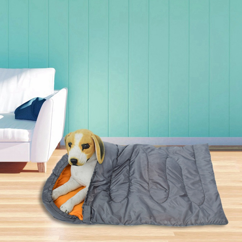 Pet Dog Cat Sleeping Bags Super Warm Function Lovely Cat Dog Cozy Beds Cushion Mat Rabbit Kitten Puppy Bed Multiple Pet Supplies
