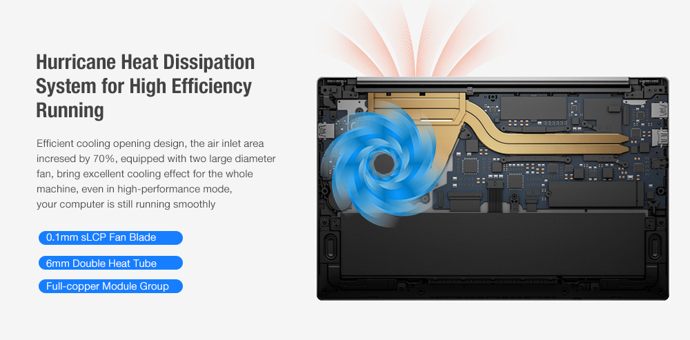 Xiaomi RedmiBook 13 13.3 inch Notebook 8GB / 512GB Laptop