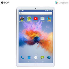 2020 Nieuwe 10.1 Inch Tablet Pc Quad Core Android 7.0 Tabletten 1 Gb + 32 Gb Wifi Gps Bluetooth Ips screen 3G Telefoontje 10 Inch Tab(China)