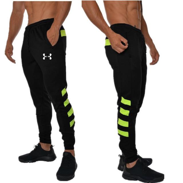 Mens Joggers Casual Pants Tracksuit Bottoms Skinny Sweatpants Trousers Gyms Joggers Track Pants 2020