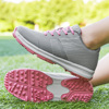 2021 Women's Sneakers for Golf Breathable New Turf Non-slip Professional Women Golf Footwear Ladies Athletic Shoes Golfing