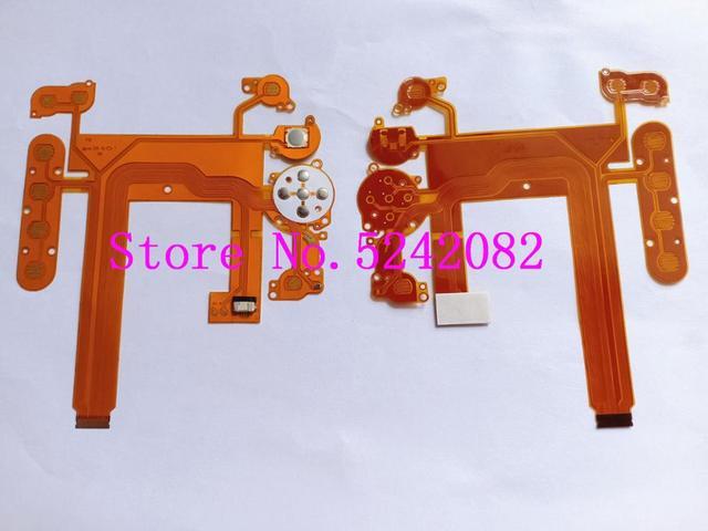 NIEUWE Toetsenbord Knop Achterklep LCD Flex Kabel Voor Nikon D7000 Digitale Camera Reparatie Deel
