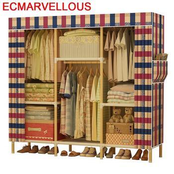 Dressing Rangement Chambre Penderie Storage Armario Almacenamiento Home Closet De Dormitorio Mueble Bedroom Furniture Wardrobe