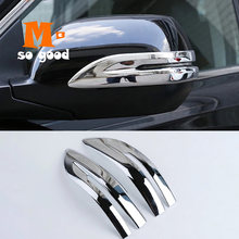 Автомобильная Боковая дверь поворотное зеркало заднего вида