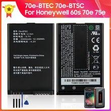 Оригинальный запасной аккумулятор 70e btec btsc для honeywell