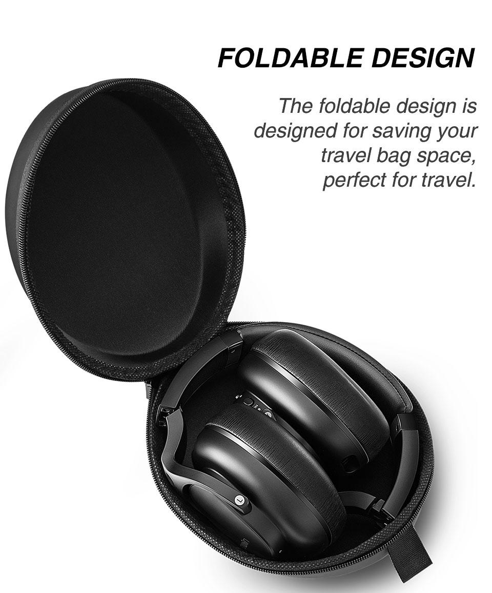 cancelamento de ruído ativo fones de ouvido