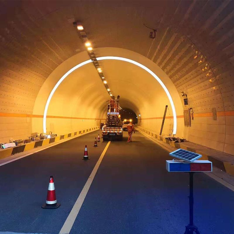 Anti-Halo Tunnel Ring High-Speed Highway Tunnel Anti-Halo Tunnel Safe Facilities Manufacturers Direct Selling