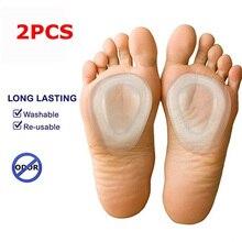 1 пара шариковых подушек для ног Уход за ногами стельки подушки для обуви для поддержки бегунов Neuroma метатарсалгия гелевая подушечка быстрая от боли в ногах