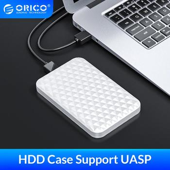 ORICO HDD Case 2.5 inch SATA to USB 3.0 HDD Case for Samsung Seagate 4TB Hard Disk Drive External HDD Case цена 2017