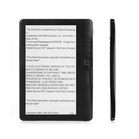 7inch Electronic ink Screen E book reader HD eye safe display digital players with global Multi language Support TF CARD