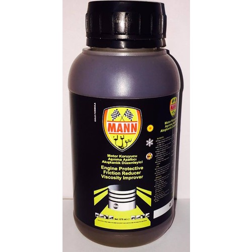Mann Motor Protector Anti-Tragen Sound Trittschalldämmung Additiv 315Ml