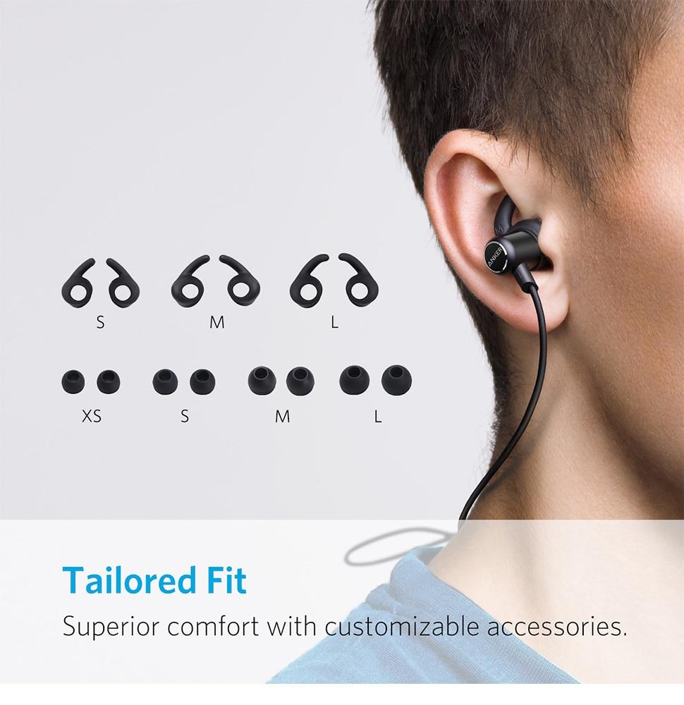 Ecouteur Anker SoundBuds Slim Bluetooth prix maroc