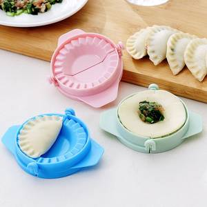 Molds Dumpling Pie Hand-Mould Dough-Press Jiaozi-Maker Diy-Tools Ravioli Kitchen Plastic