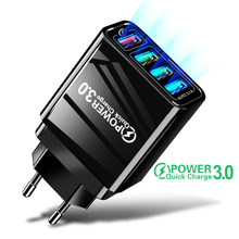 Lovebay 48W USB Charger Quick Charge 3.0 Mobile Pho