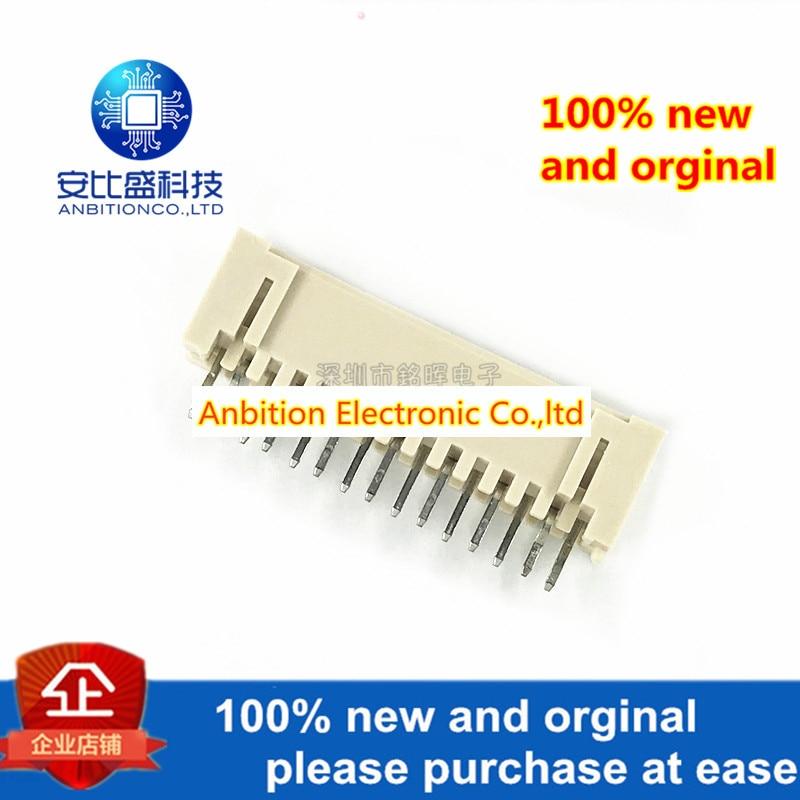 5pcs 100% New And Orgianl Connector 1-292207-5 Spacing 1.5MM 15PIN Rectangular Plug-Needle Seat Connector Original In Stock