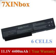 Аккумулятор 7XINbox 10,8 V для LG R480 R490 R510 R560 R570 R580 R590 400-B1B1 3UR18650-2-T0188