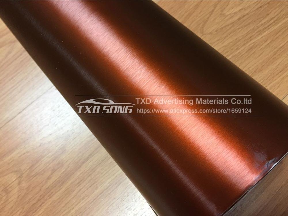 Хорошее качество, хромированная металлическая матовая алюминиевая виниловая металлическая виниловая пленка для отделки автомобиля, наклейка для стайлинга автомобиля, украшение из фольги